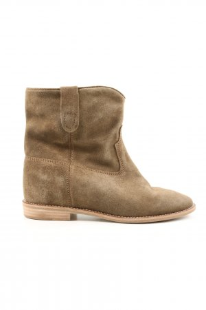 """Isabel Marant Étoile Ankle Boots """"Crisi 40 Hill Boots"""" braun"""