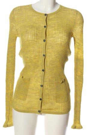 Isabel Marant Étoile Cardigan giallo pallido stile casual