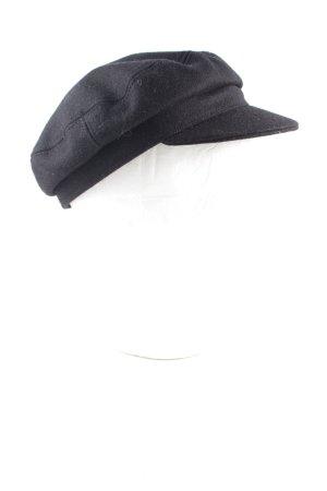 Isabel Marant Étoile Flatcap schwarz Casual-Look