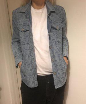 Isabel Marant Étoile Chemise en jean bleu azur