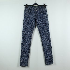 Isabel Marant Étoile Jeans cigarette bleu foncé-bleu coton