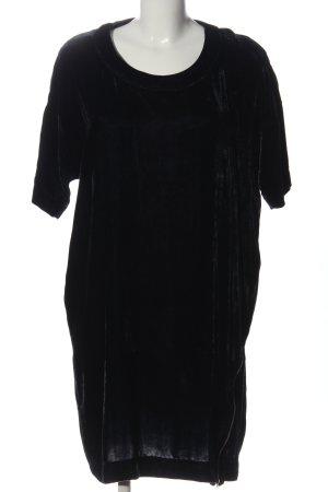 Isabel Marant Étoile Abito a maniche corte nero stile casual