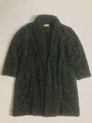 Isabel Marant Étoile Short Coat dark green