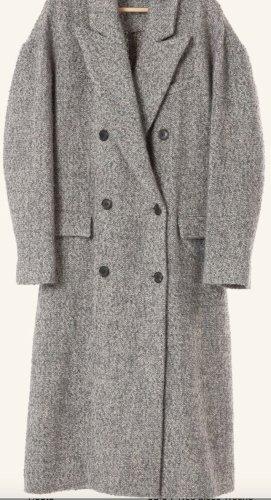 Isabel Marant Étoile Oversized jas veelkleurig Gemengd weefsel