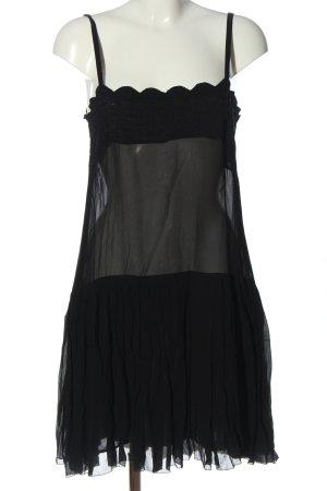 Isabel Marant Étoile Minikleid schwarz Elegant