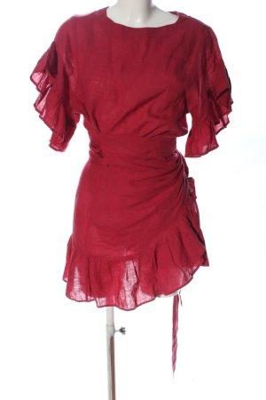 Isabel Marant Étoile Minikleid braun Elegant
