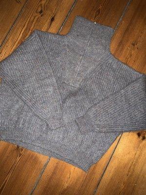 Isabel Marant Etoile Myclan Strickpullover FR38 Pullover aus Rippstrick