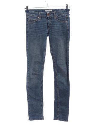 Isabel Marant Étoile Jeans slim fit blu stile casual