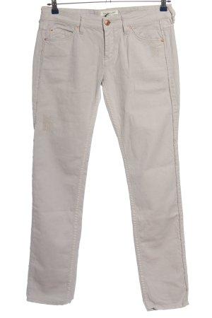 Isabel Marant Étoile Straight-Leg Jeans creme Casual-Look