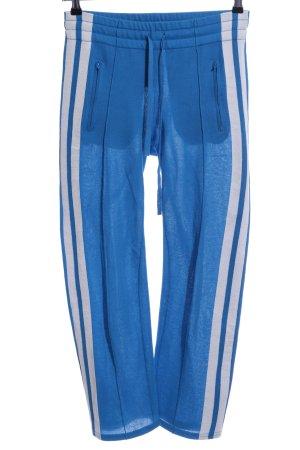 Isabel Marant Étoile Sweat Pants blue-white casual look