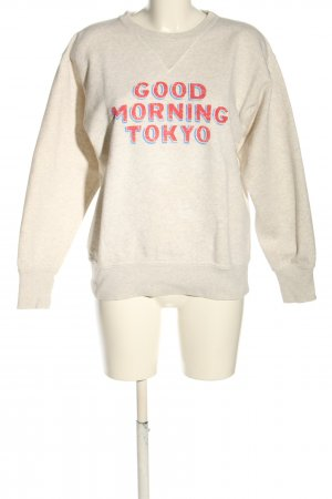 Isabel Marant Étoile Sweatshirt meliert Casual-Look