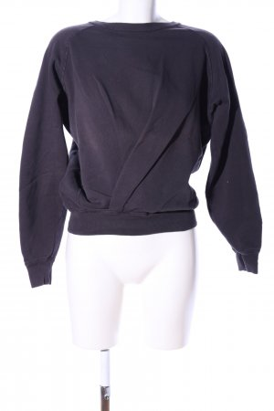 Isabel Marant Étoile Sweatshirt lila Casual-Look