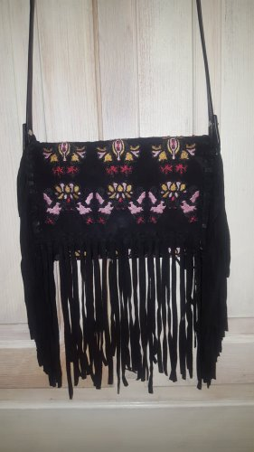 Isabel Marant Fringe Flap Bag