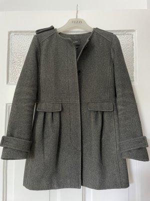 Isabel Marant Wool Jacket dark grey-anthracite