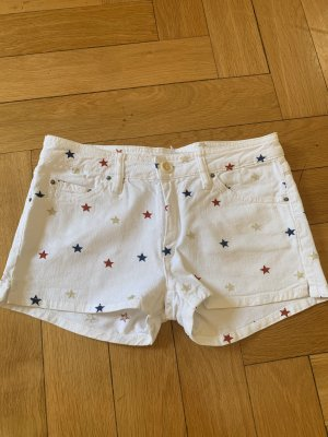 Isabel Marant Jeansshorts mit Sternen