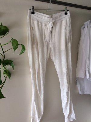 Isabel Marant Jersey Pants natural white