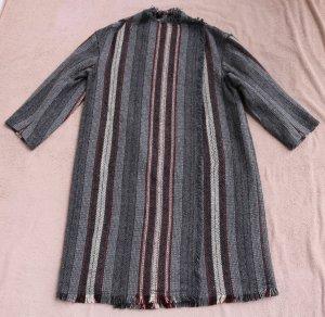 Isabel Marant Manteau en laine multicolore