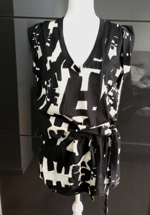 ❤️ Isabel Marant Kleid Muster Mini Jersey Casual ❤️