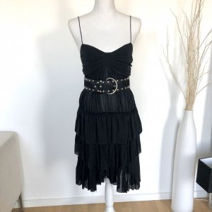 Isabel Marant Flounce Dress black