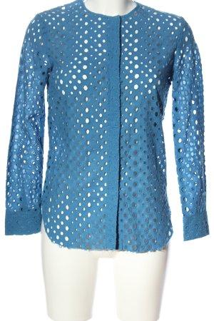Isabel Marant Long Sleeve Shirt blue casual look
