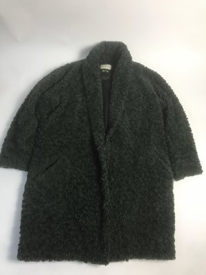 Isabel Marant Étoile Oversized Coat dark green