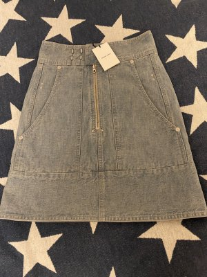 Isabel Marant Mini Jeans Rock