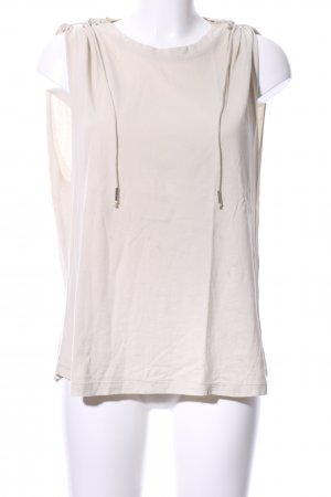 Isabel Marant Muskelshirt wollweiß Casual-Look