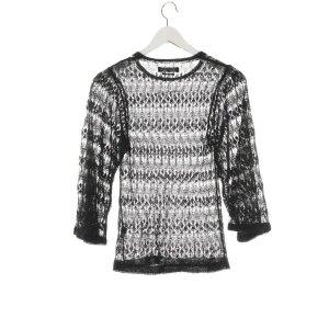 Isabel Marant Knitted Jumper black linen