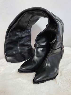 Isabel Marant Western Boots black