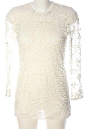 Isabel Marant pour H&M Kanten blouse wit elegant
