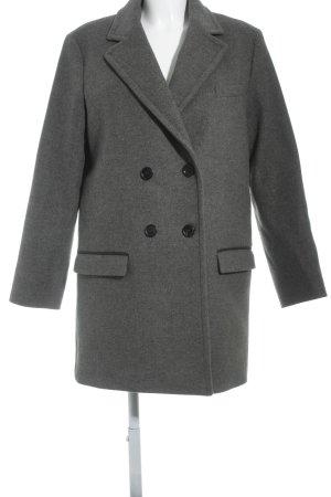 Isabel Marant pour H&M Wollmantel dunkelgrau klassischer Stil