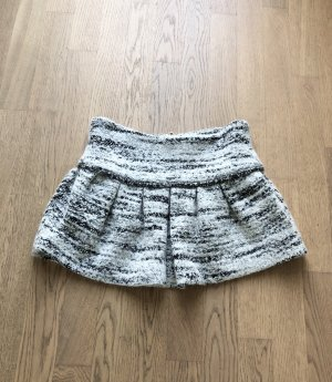 Isabel Marant Rock 36/S Wolle Mini Wollrock