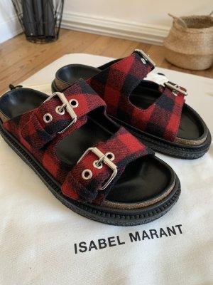 """Isabel Marant Sandale """"Ledkin"""" 37 NEU"""