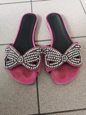 Isabel Marant Strapped Sandals pink