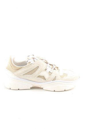 Isabel Marant Schnürsneaker nude Casual-Look