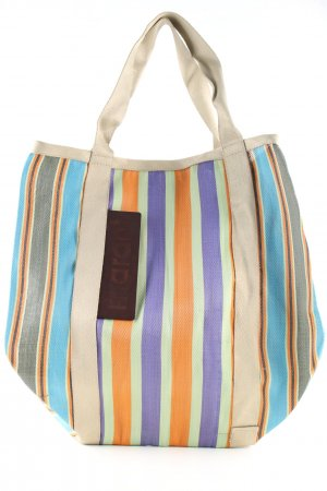 Isabel Marant Shopper striped pattern casual look
