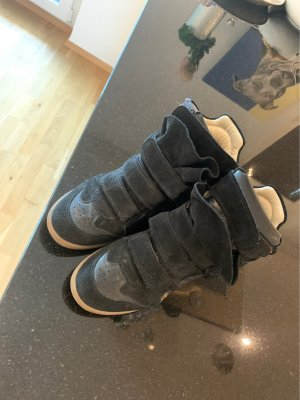 Isabel Marant Sneaker schwarz
