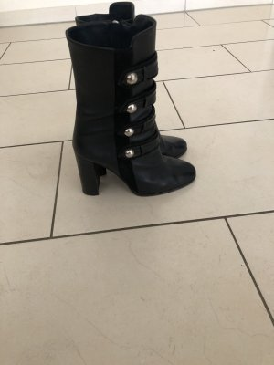 Isabel Marant Booties black leather
