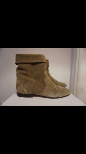 Isabel Marant suede Boots Story Gr.39 NP500€