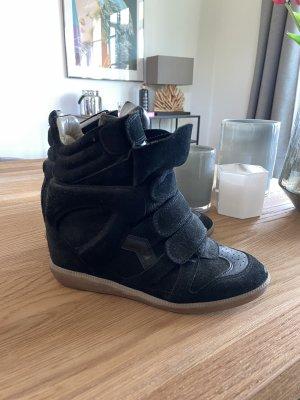 Isabel Marant Wedge Sneaker black