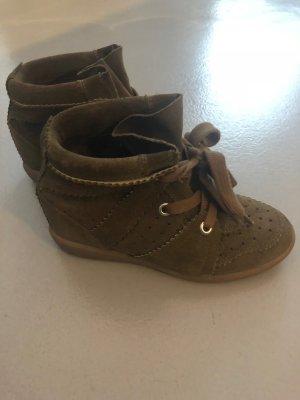 Isabel Marant Wedge Sneaker