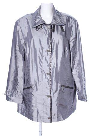 Isabell Übergangsjacke silberfarben Casual-Look