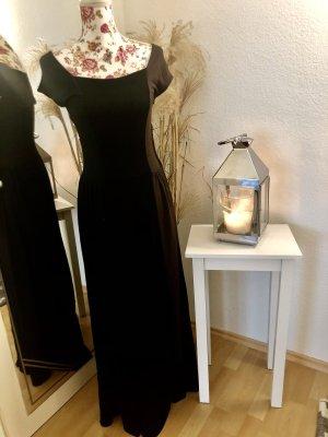 Ischiko Evening Dress black-brown