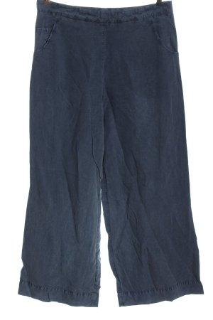 Ischiko Baggy Pants blue casual look