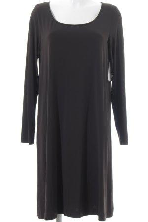 Ischiko Longsleeve Dress dark brown casual look