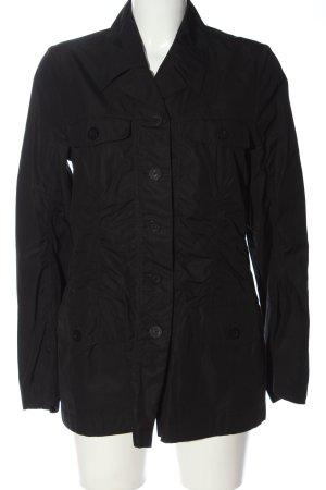 Ischiko Between-Seasons-Coat black casual look