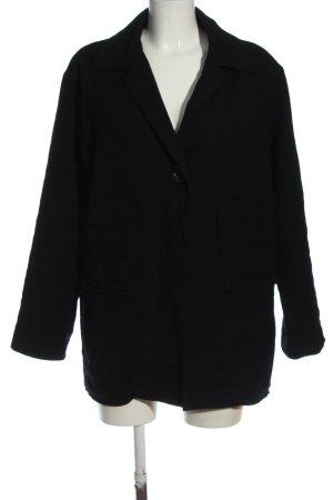 Ischiko Between-Seasons-Coat black business style