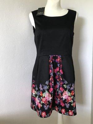 ISKA London Blumen Skater Kleid Sommerkleid