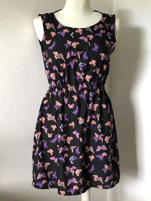 Iska London Sommerkleid Minikleid Ärmellos Größe 38
