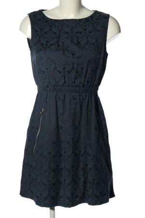 ISKA Blusenkleid blau Elegant